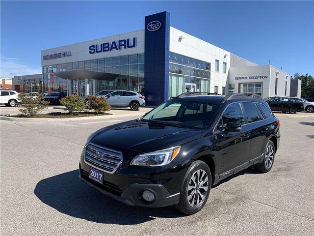 2017 Subaru Outback 2.5i Limited (Stk: T36171) in RICHMOND HILL - Image 1 of 27