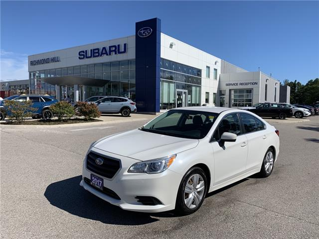 2017 Subaru Legacy 2.5i (Stk: P03984) in RICHMOND HILL - Image 1 of 7