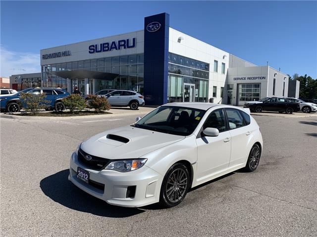 2012 Subaru WRX Limited (Stk: T36146) in RICHMOND HILL - Image 1 of 5
