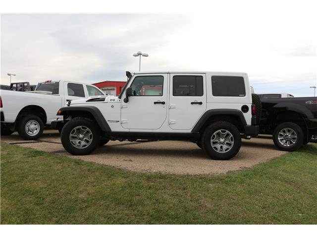 2018 Jeep Wrangler JK Unlimited Rubicon (Stk: MP172) in Rocky Mountain House - Image 1 of 13