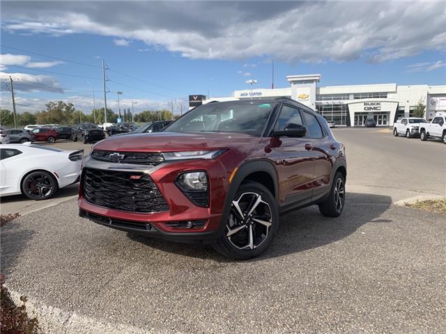 2022 Chevrolet TrailBlazer RS (Stk: NB044775) in Calgary - Image 1 of 28