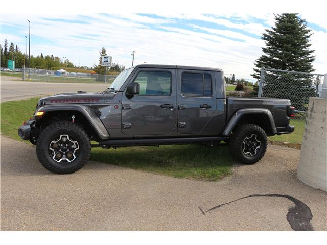 2021 Jeep Gladiator Rubicon (Stk: MT154) in Rocky Mountain House - Image 1 of 9