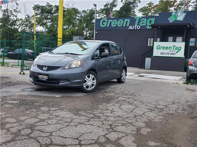 2011 Honda Fit DX-A (Stk: 5639) in Mississauga - Image 1 of 25