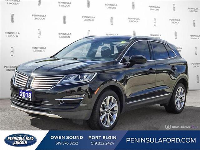 2018 Lincoln MKC Select (Stk: 2393) in Owen Sound - Image 1 of 25