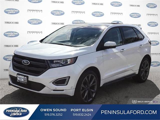 2018 Ford Edge Sport (Stk: 2401) in Owen Sound - Image 1 of 25