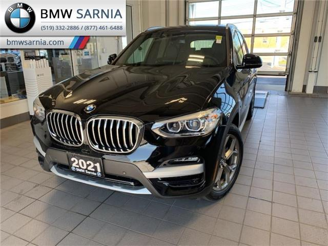 2021 BMW X3 xDrive30i (Stk: BF2158) in Sarnia - Image 1 of 11
