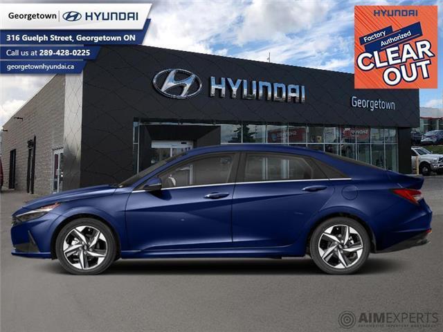 2022 Hyundai Elantra HEV Preferred (Stk: 1337) in Georgetown - Image 1 of 1