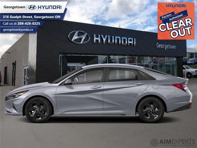 2022 Hyundai Elantra Preferred (Stk: 1347) in Georgetown - Image 1 of 1