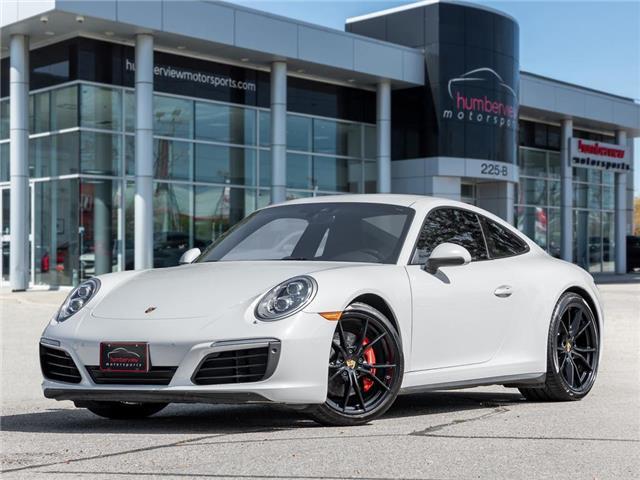 2018 Porsche 911 Carrera 4S (Stk: 21HMS1182) in Mississauga - Image 1 of 21