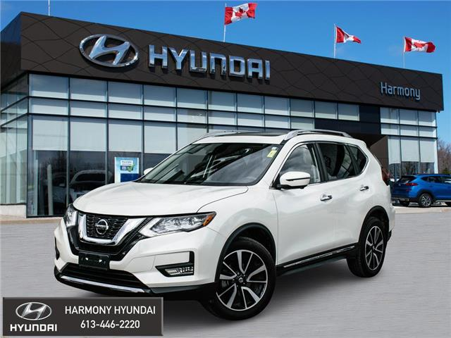 2018 Nissan Rogue SL w/ProPILOT Assist (Stk: P923A) in Rockland - Image 1 of 30