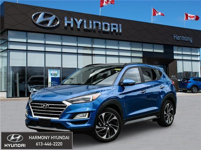 2021 Hyundai Tucson  (Stk: 22103A) in Rockland - Image 1 of 30