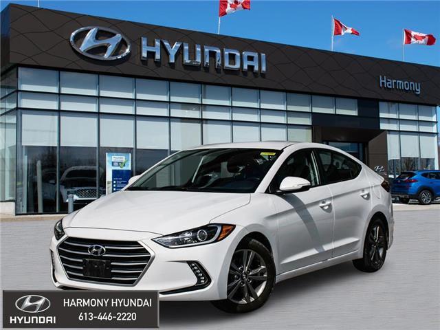 2018 Hyundai Elantra GL (Stk: 21159A) in Rockland - Image 1 of 9