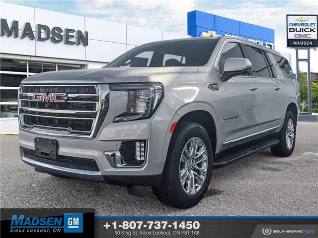 2021 GMC Yukon XL SLT (Stk: 21282) in Sioux Lookout - Image 1 of 24