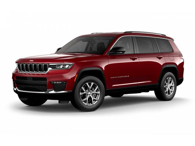 2021 Jeep Grand Cherokee L Limited (Stk: ) in Quebec - Image 1 of 1