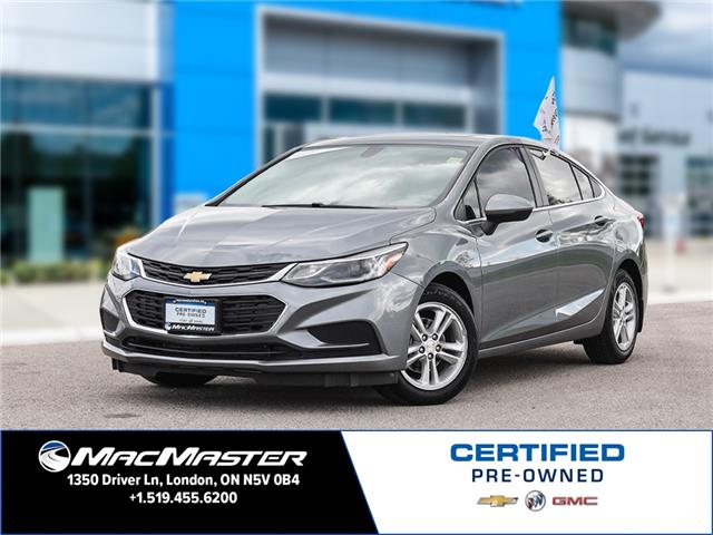 2018 Chevrolet Cruze LT Auto (Stk: 210334PA) in London - Image 1 of 24