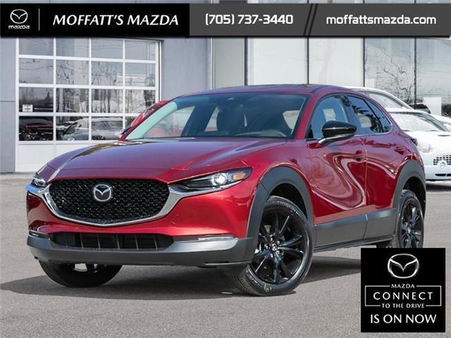 2021 Mazda CX-30 GT w/Turbo (Stk: P9586) in Barrie - Image 1 of 23