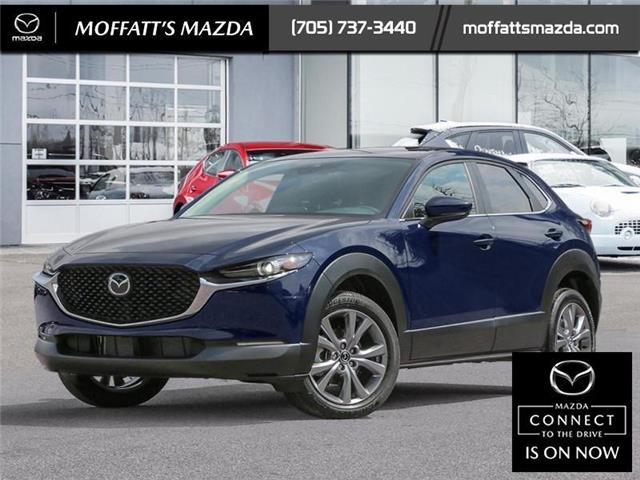 2021 Mazda CX-30 GS (Stk: P9587) in Barrie - Image 1 of 10