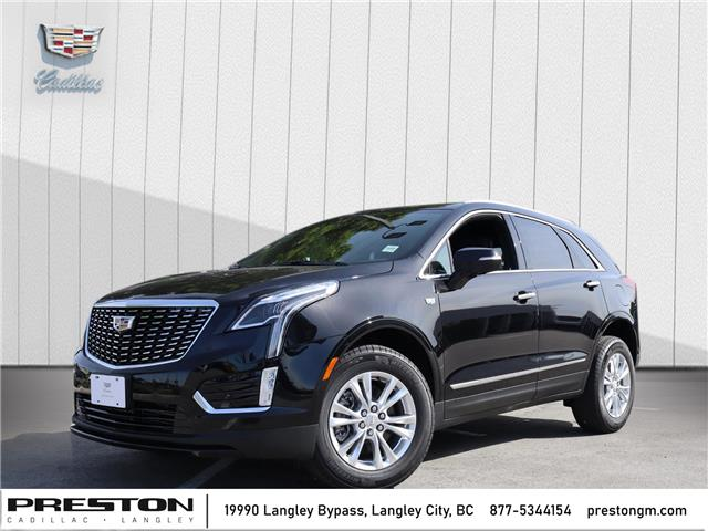 2022 Cadillac XT5 Luxury (Stk: 2200290) in Langley City - Image 1 of 27