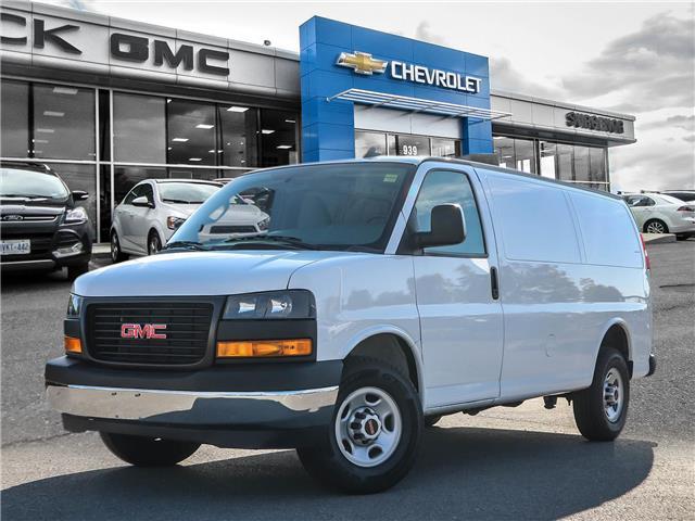 2020 GMC Savana 2500 Work Van (Stk: 21244A) in Ottawa - Image 1 of 25