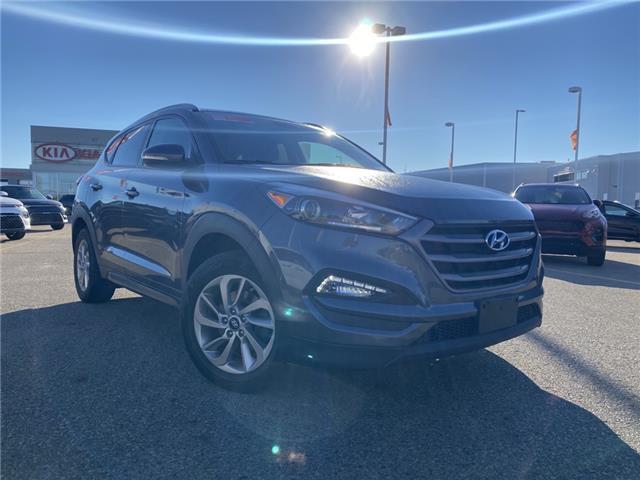 2016 Hyundai Tucson  KM8J3CA47GU108547 P5019 in Saskatoon