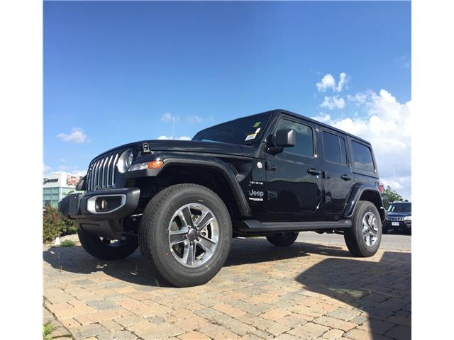 2021 Jeep Wrangler Unlimited Sahara (Stk: M00662) in Kanata - Image 1 of 27