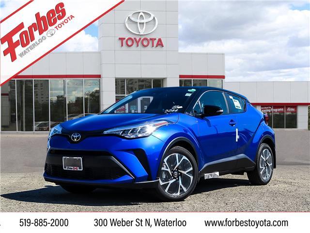 2021 Toyota C-HR  (Stk: 15595) in Waterloo - Image 1 of 18