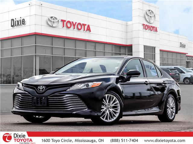 2018 Toyota Camry XLE (Stk: D211855A) in Mississauga - Image 1 of 28