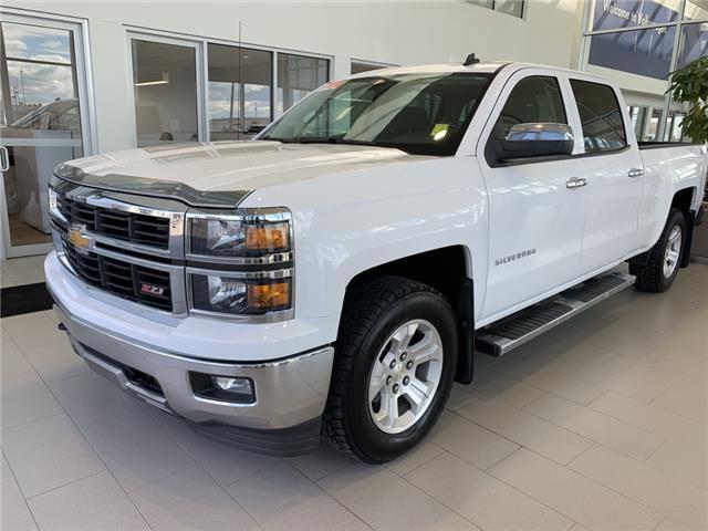 2014 Chevrolet Silverado 1500 LT 3GCUKREC8EG240838 69690A in Saskatoon