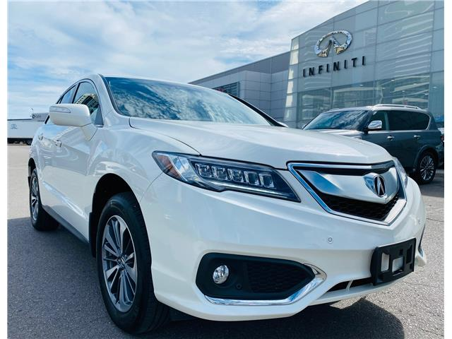 2017 Acura RDX Elite (Stk: H9524A) in Thornhill - Image 1 of 22
