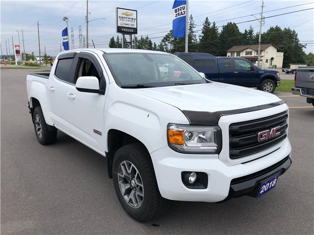 2018 GMC Canyon  (Stk: 11688) in Sault Ste. Marie - Image 1 of 12