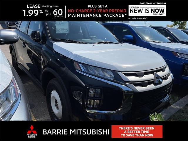 2021 Mitsubishi RVR ES (Stk: M0049) in Barrie - Image 1 of 10