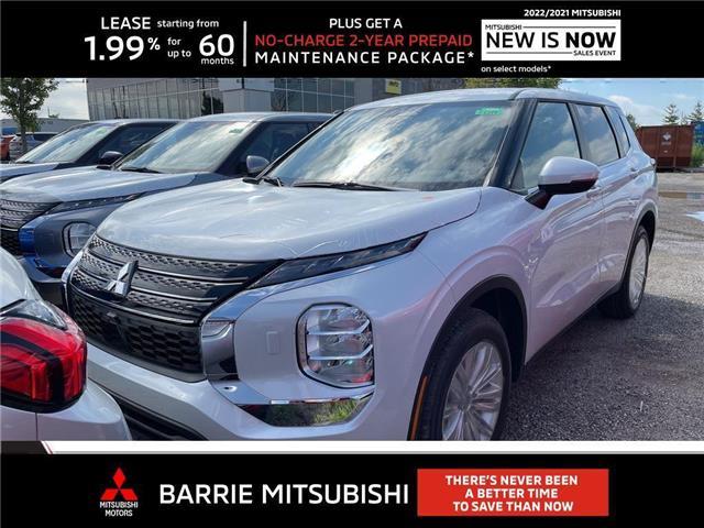 2022 Mitsubishi Outlander ES (Stk: N0059) in Barrie - Image 1 of 5