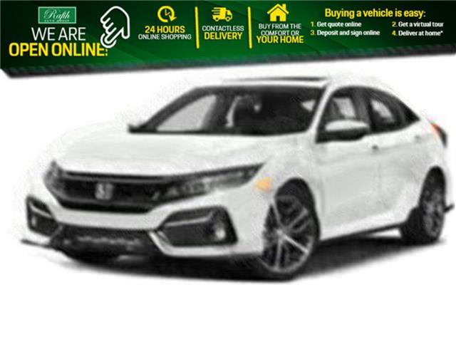 2021 Honda Civic Sport Touring (Stk: 2210582) in North York - Image 1 of 9