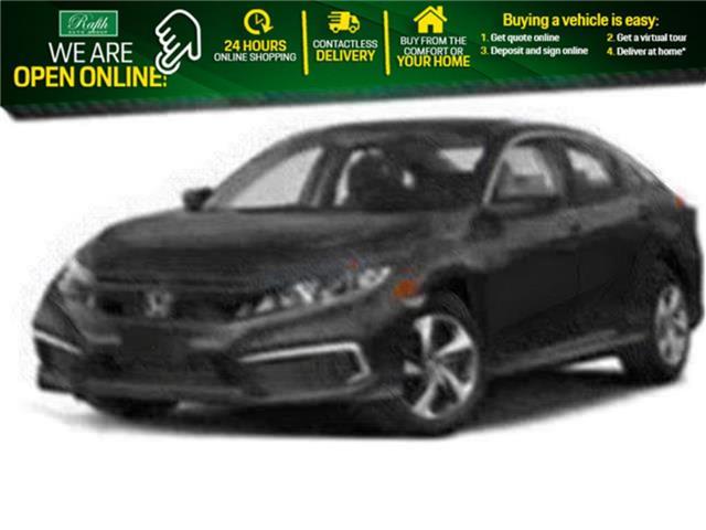 2021 Honda Civic LX (Stk: 2210953) in North York - Image 1 of 9