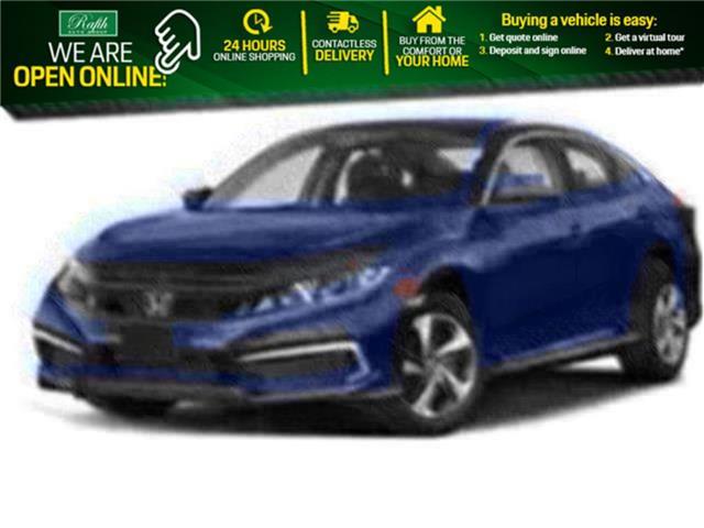 2021 Honda Civic LX (Stk: 2210978) in North York - Image 1 of 9
