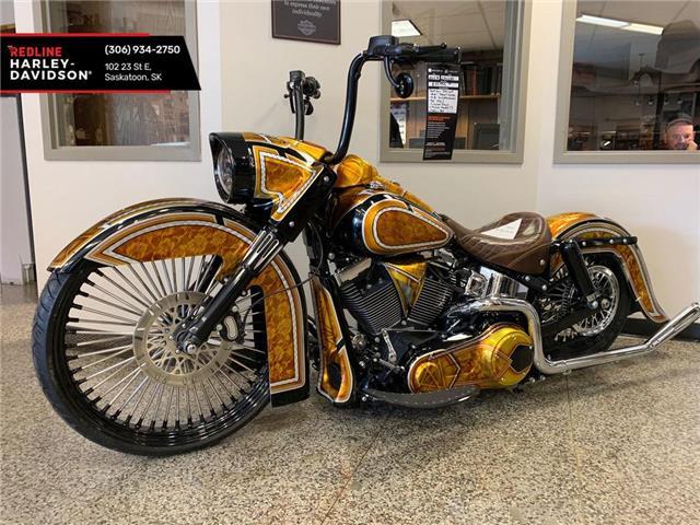 2008 Harley-Davidson Deluxe  (Stk: ) in Saskatoon - Image 1 of 4
