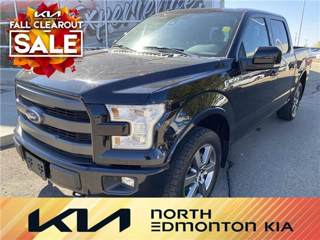 2017 Ford F-150 Lariat (Stk: UC70654) in Edmonton - Image 1 of 20