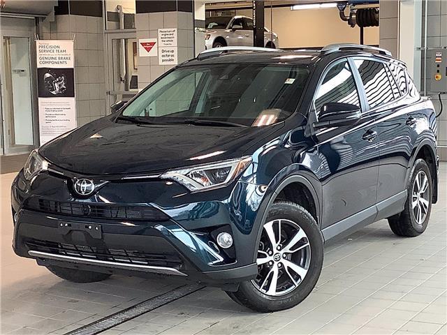 2018 Toyota RAV4 XLE (Stk: P19599) in Kingston - Image 1 of 12