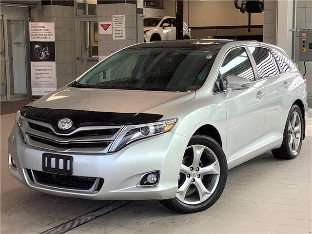 2014 Toyota Venza Base V6 (Stk: 23203A) in Kingston - Image 1 of 11
