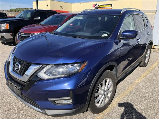 2017 Nissan Rogue  (Stk: 6698) in Orillia - Image 1 of 1