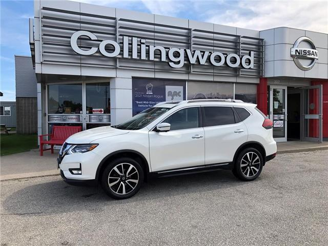2018 Nissan Rogue SL (Stk: P5054A) in Collingwood - Image 1 of 24