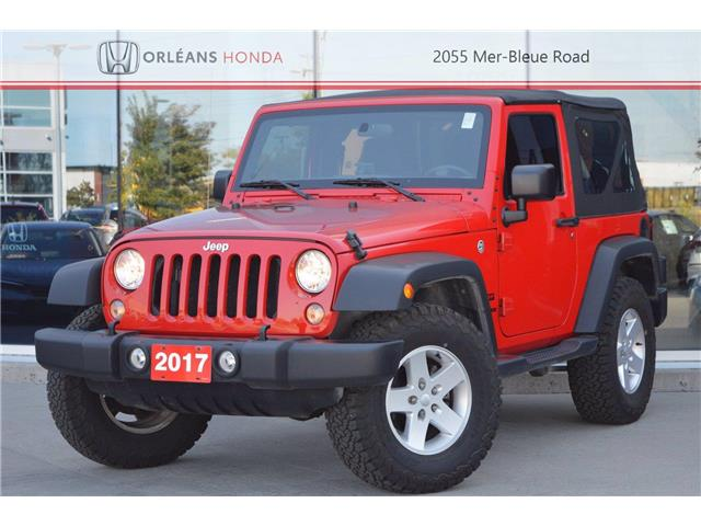 2017 Jeep Wrangler Sport (Stk: 16-210446AA) in Orléans - Image 1 of 30