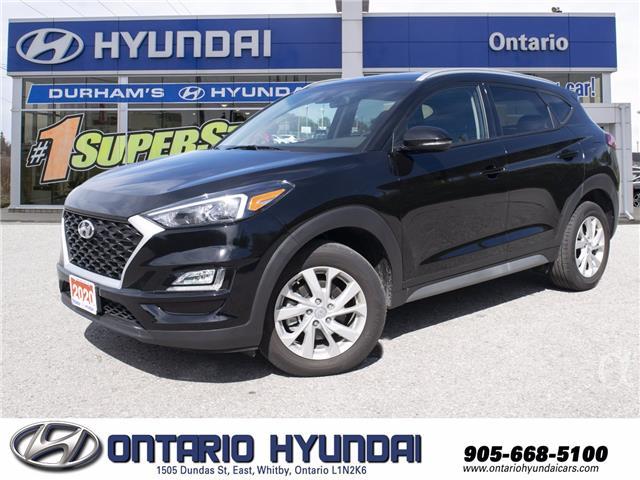 2020 Hyundai Tucson Preferred (Stk: 13-274616) in Whitby - Image 1 of 23