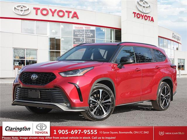 2021 Toyota Highlander XSE (Stk: 21752) in Bowmanville - Image 1 of 23