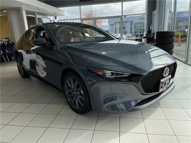 2021 Mazda Mazda3 Sport GT (Stk: 349063) in Surrey - Image 1 of 5