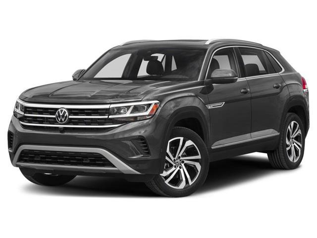 2021 Volkswagen Atlas Cross Sport 3.6 FSI Execline (Stk: 71377) in Saskatoon - Image 1 of 9