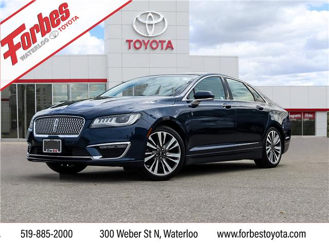 2017 Lincoln MKZ Hybrid Reserve (Stk: 13068A) in Waterloo - Image 1 of 26