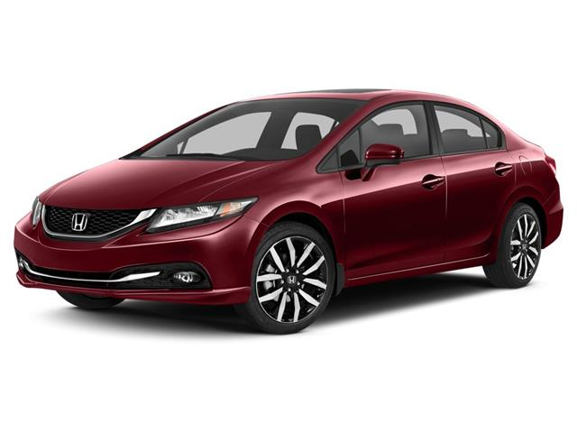 2015 Honda Civic Touring (Stk: B77) in Ancaster - Image 1 of 1