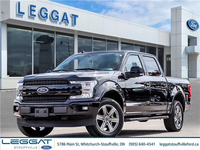 2020 Ford F-150 Lariat (Stk: P104) in Stouffville - Image 1 of 30