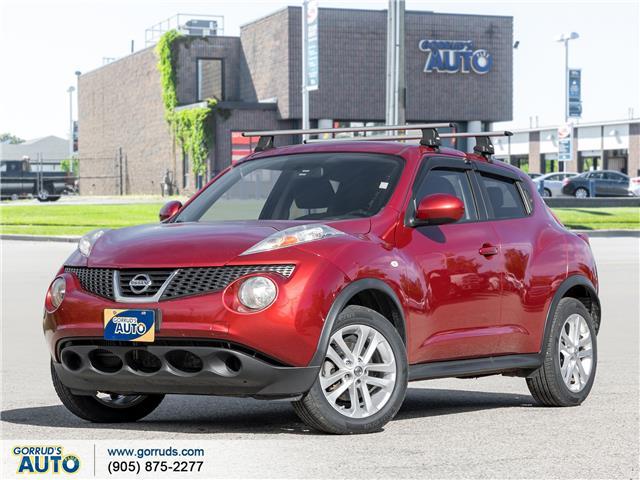 2012 Nissan Juke SL (Stk: 115483) in Milton - Image 1 of 18